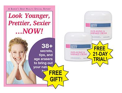 Anti-Aging & Wrinkle Cream