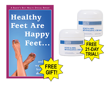 Foot & Heel Revitalizing Cream
