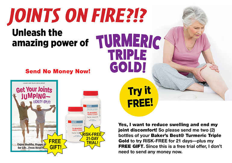 Turmeric Triple Gold
