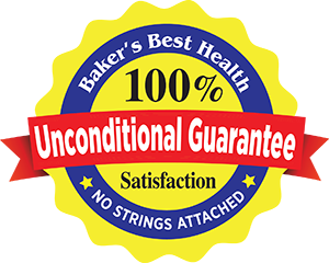100% Unconditional Guarantee