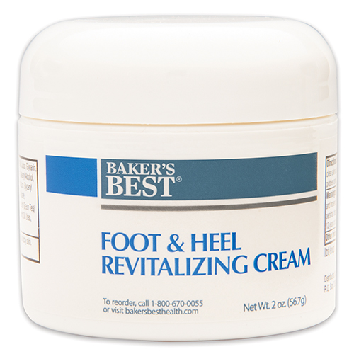 Foot & Heel Revitalizing Cream