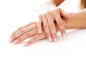 Grow stronger, prettier nails with fresh healers from the fridge!