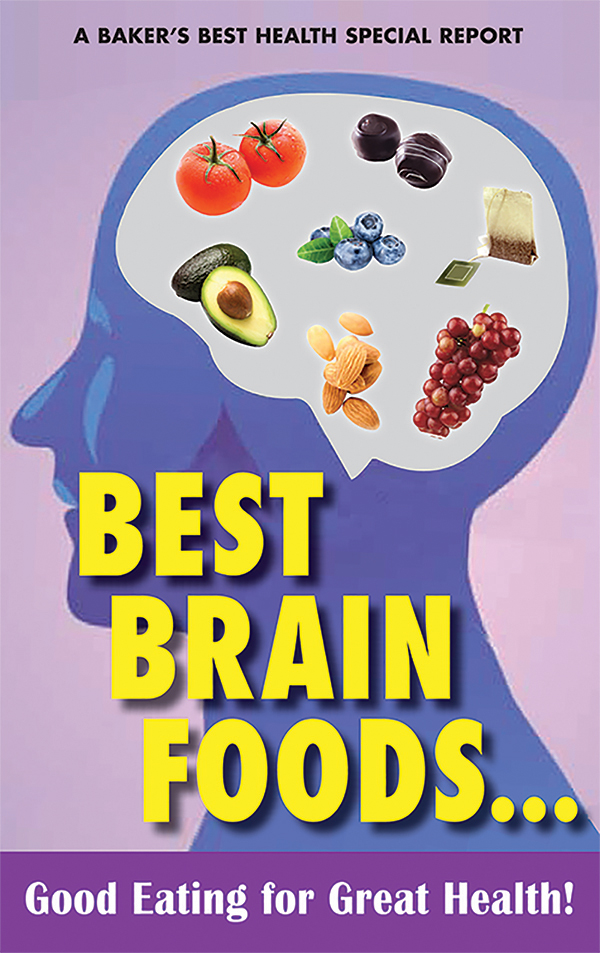 Best Brain Boosting Foods...