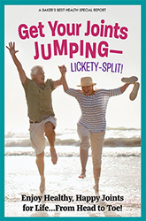 Get Your Joints Jumping - Lickety-Split!