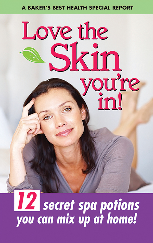 Love the Skin You're In!