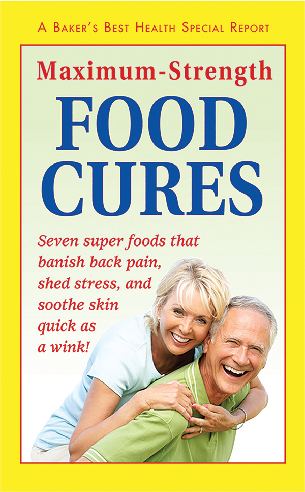 Maximum-Strength Food Cures