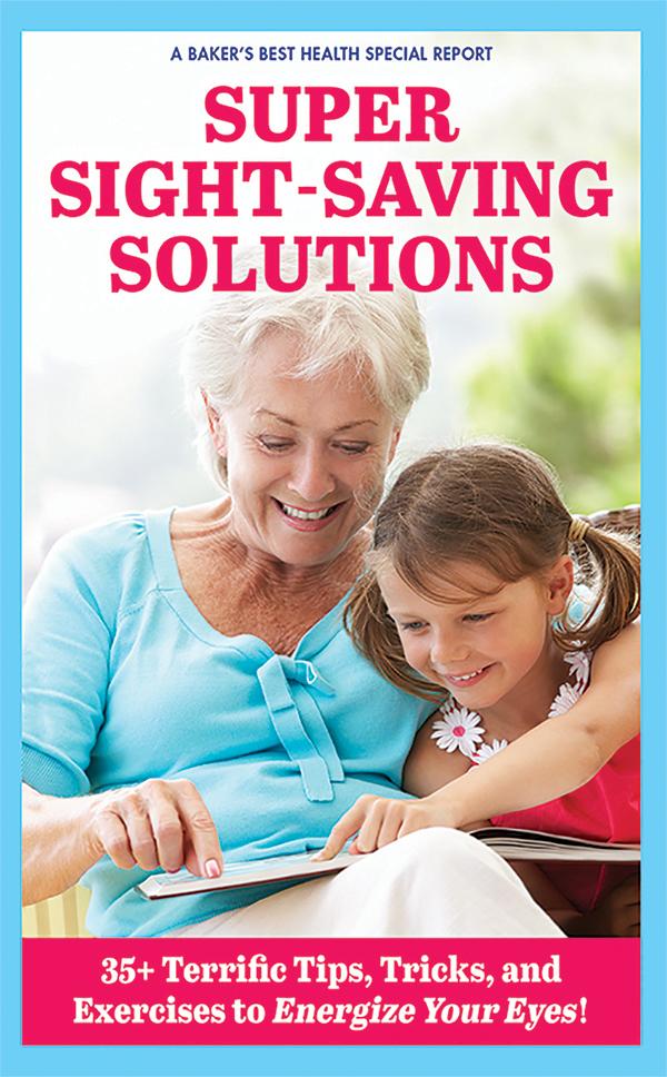 Super Sight-Saving Solutions