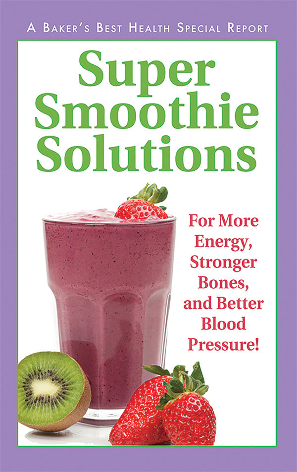 Super Smoothie Solutions