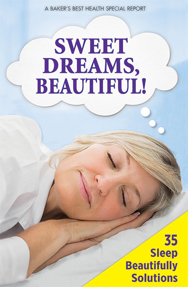 Sweet Dreams, Beautiful!