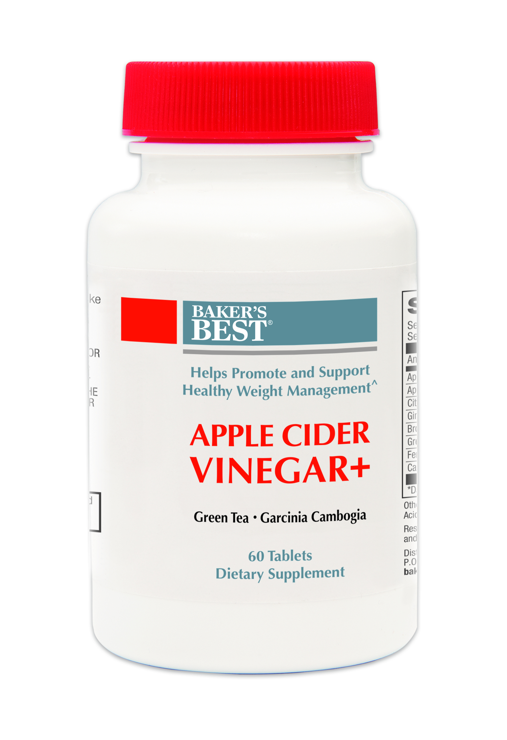 Apple Cider Vinegar+