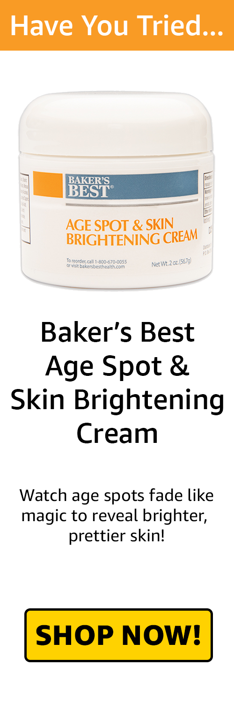 Age Spot And Skin Brightening Cream