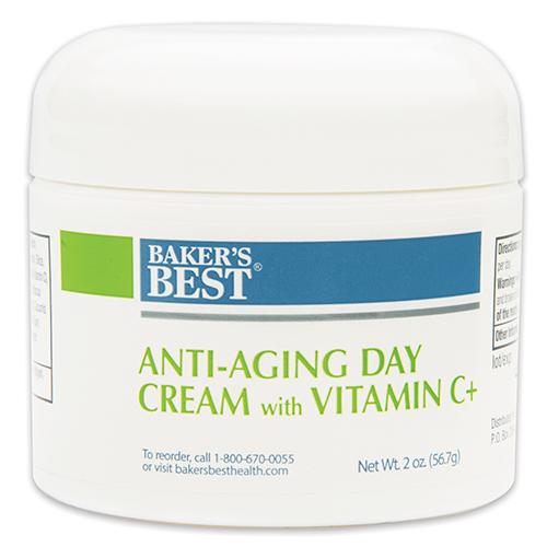 Anti-Aging Day Cream with Vitamin C+