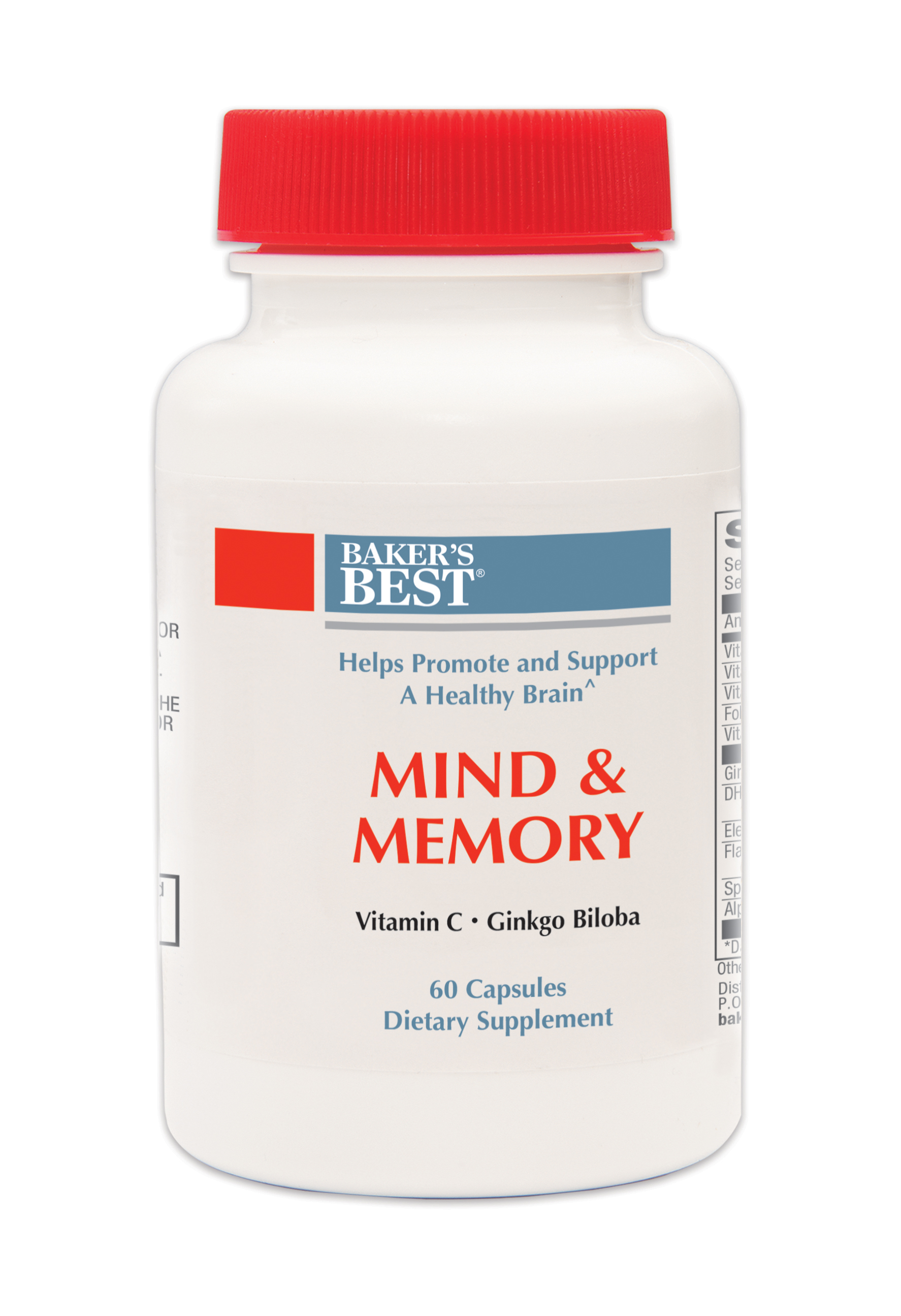 Maximum Mind & Memory Formula
