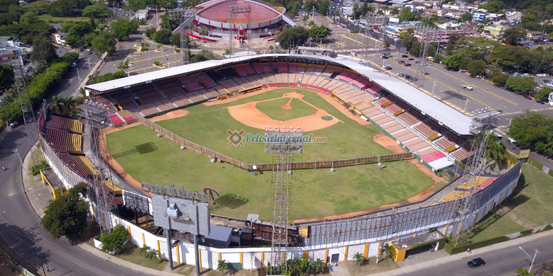 Aguilas stadium