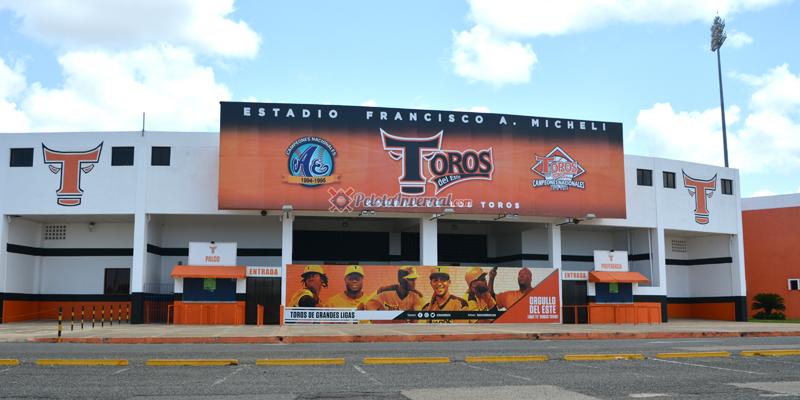 Toros stadium