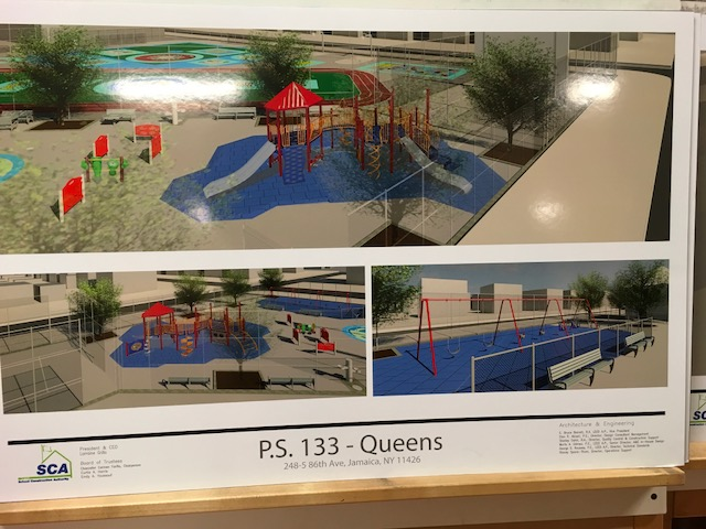 Bellerose Playground Design