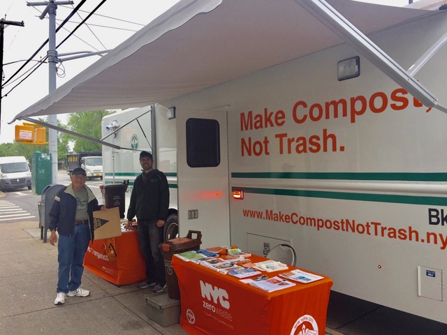Make Compost, Not Trash