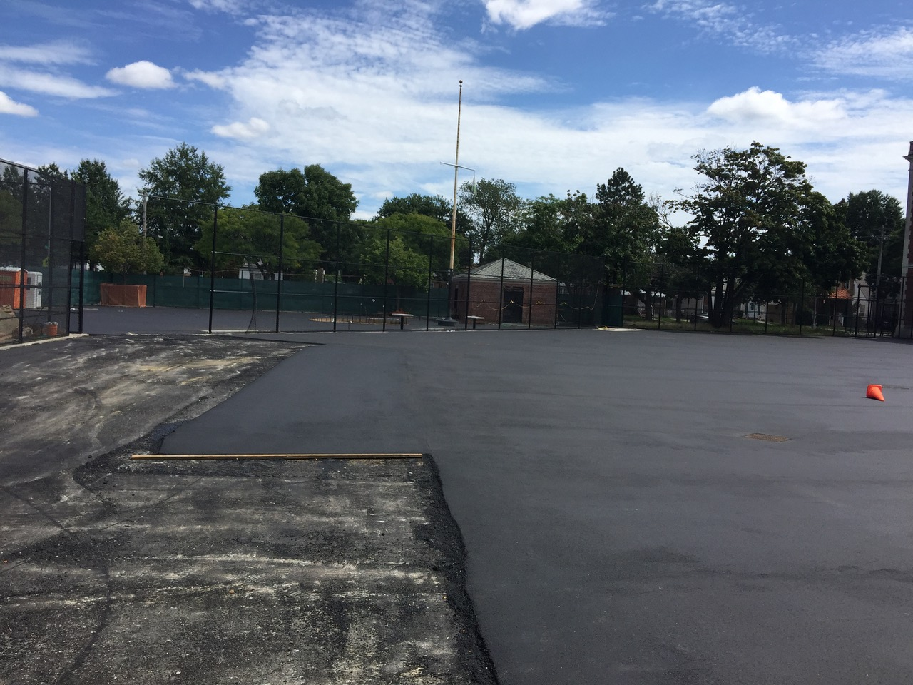 Bellerose Playground Redevelopment Update