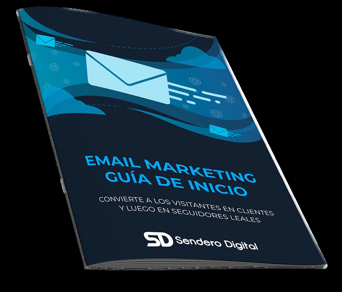 Guía de inicio rápido de marketing por correo electrónico.