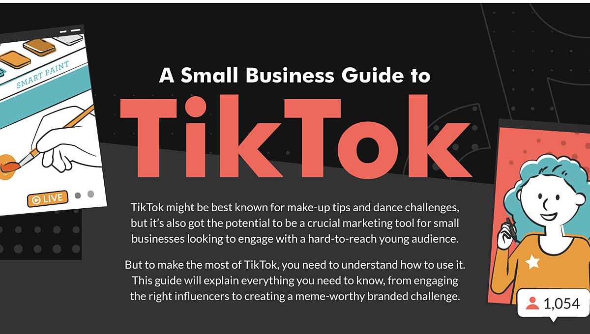 Small Business TikTok Ideas & Tips