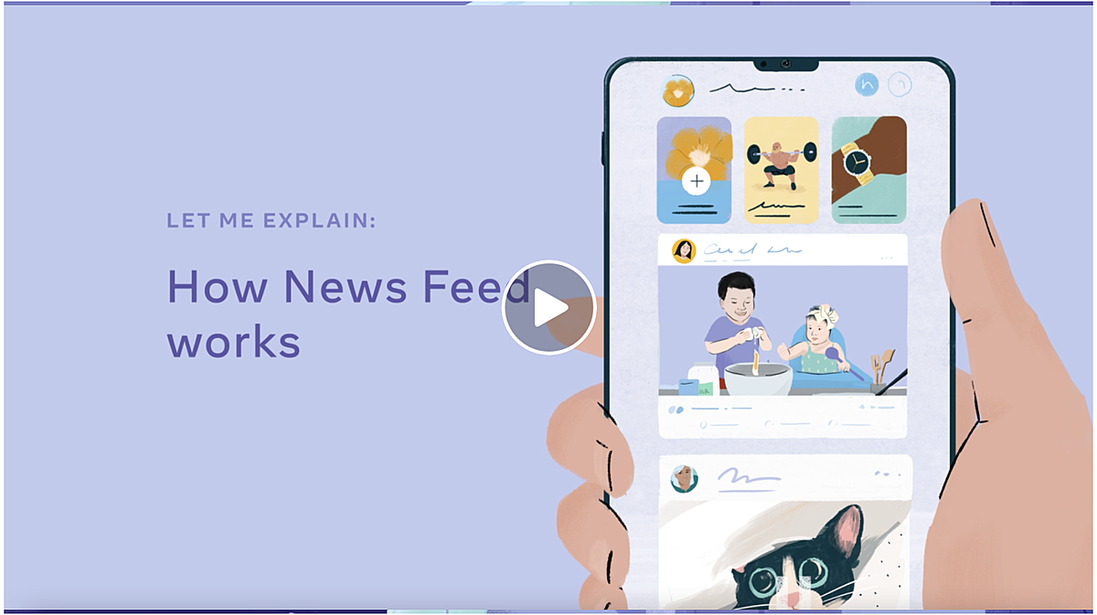 How Does Facebook News Feed Work?