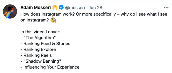 How does Instagram work?
