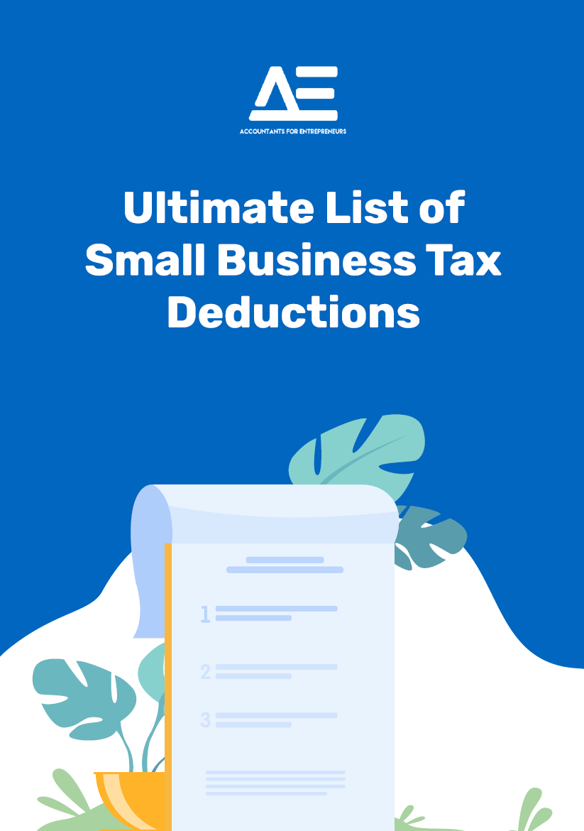 Ultimate List of Small Business Tax Deductions