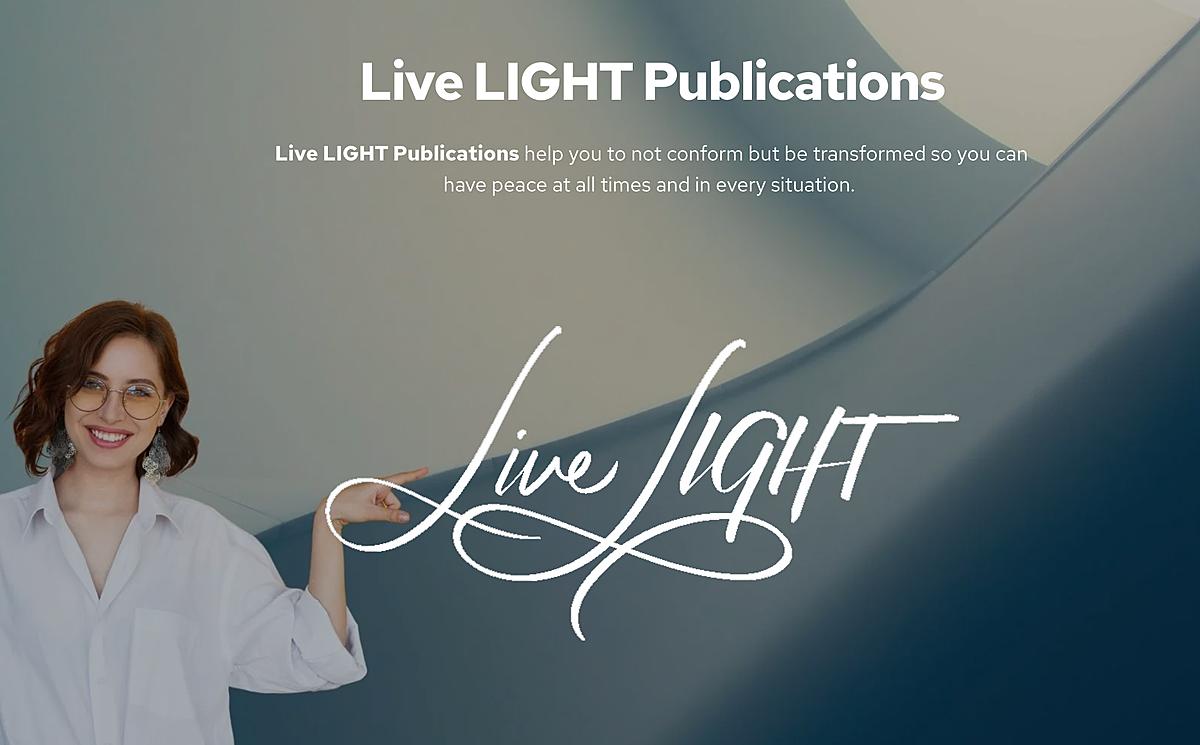 Live LIGHT Publications