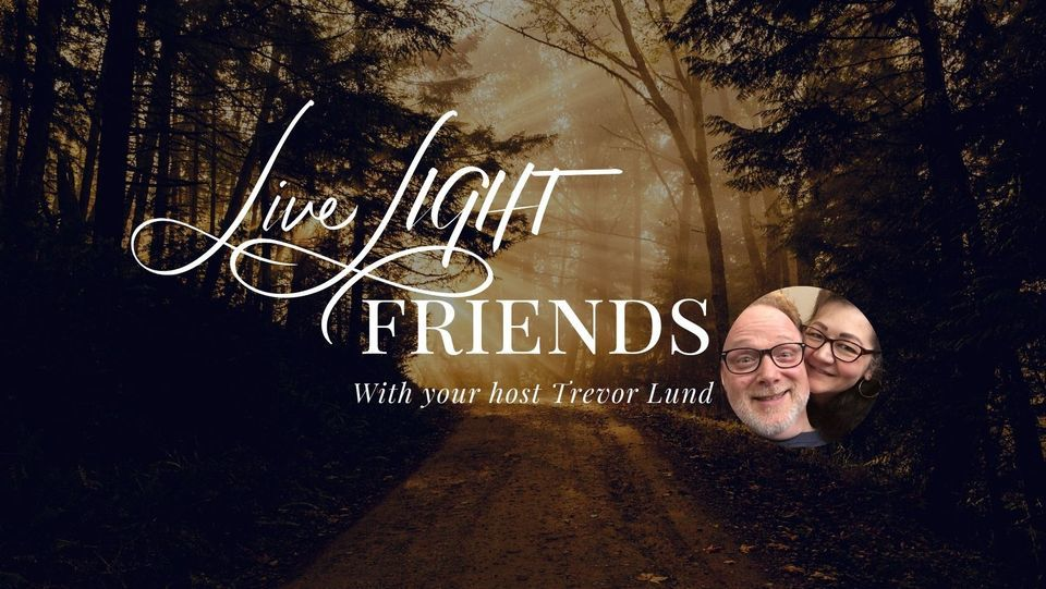 Are you on Facebook? Why not join Live LIGHT Friends?