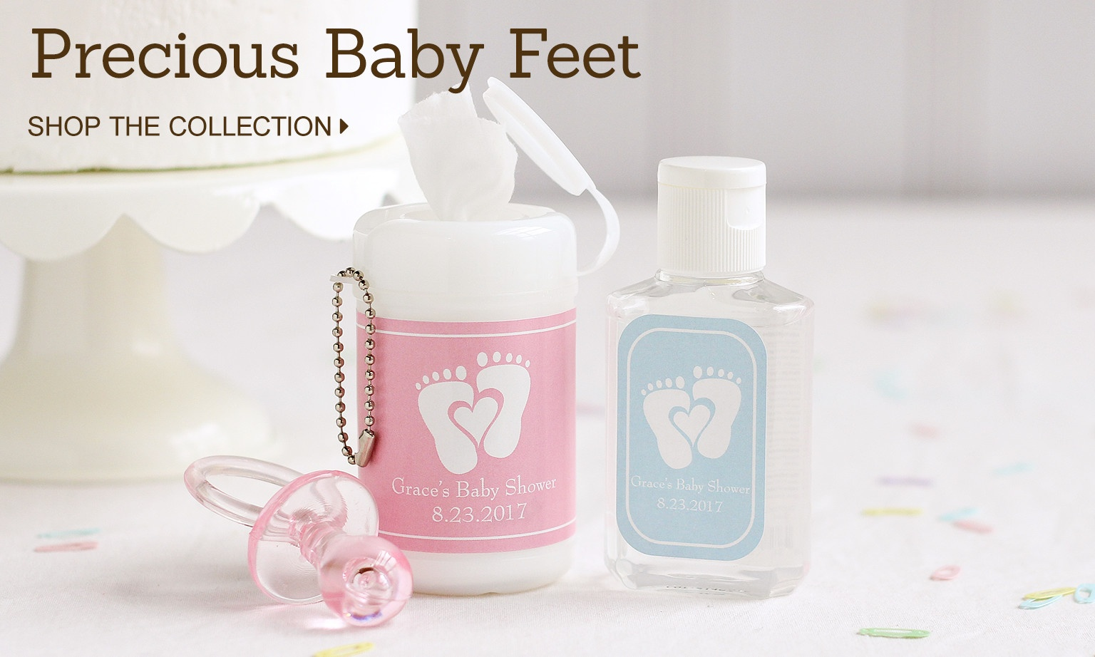 Baby Shower Store | Baby Shower Favors, Gifts & Decorations | Beau-coup