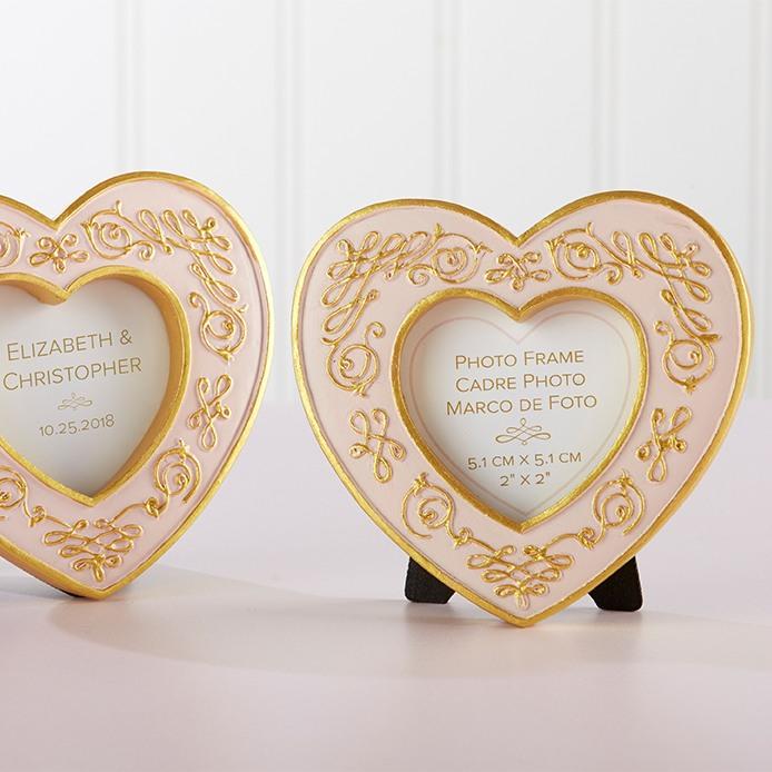 Romantic Heart Frame 10022