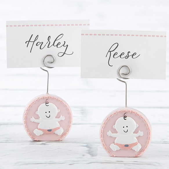 Baby Place Card Holder 10038