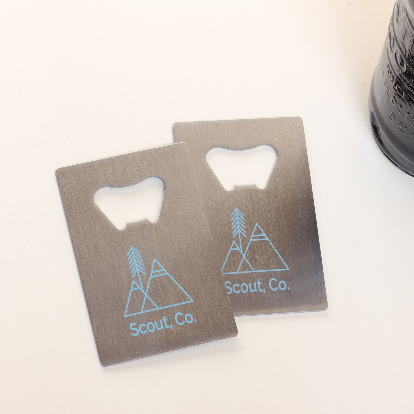 Custom Logo Credit Card Bottle Openers