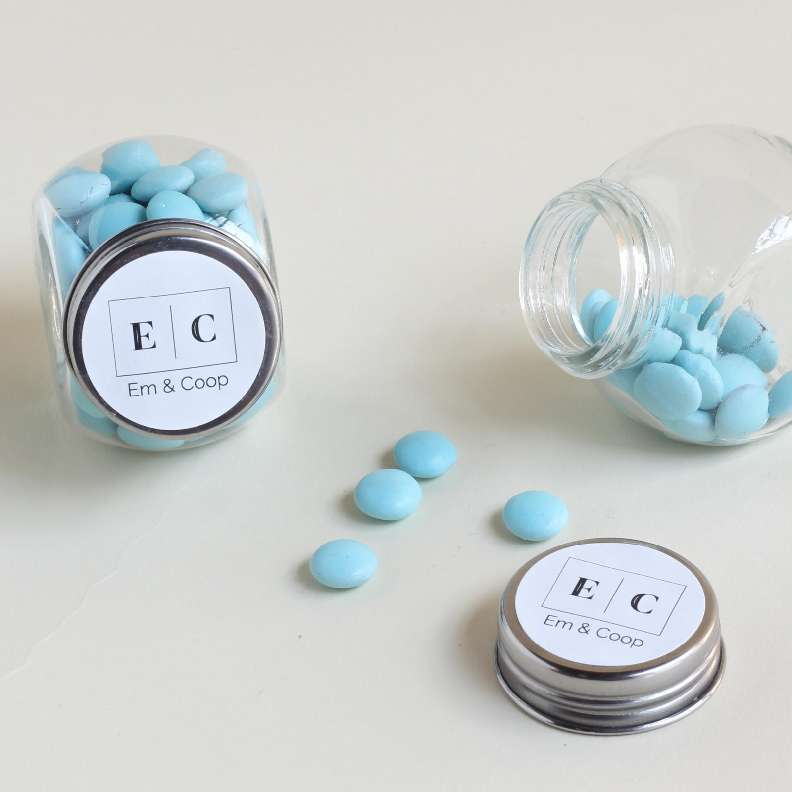 Custom Candy Jars 10202