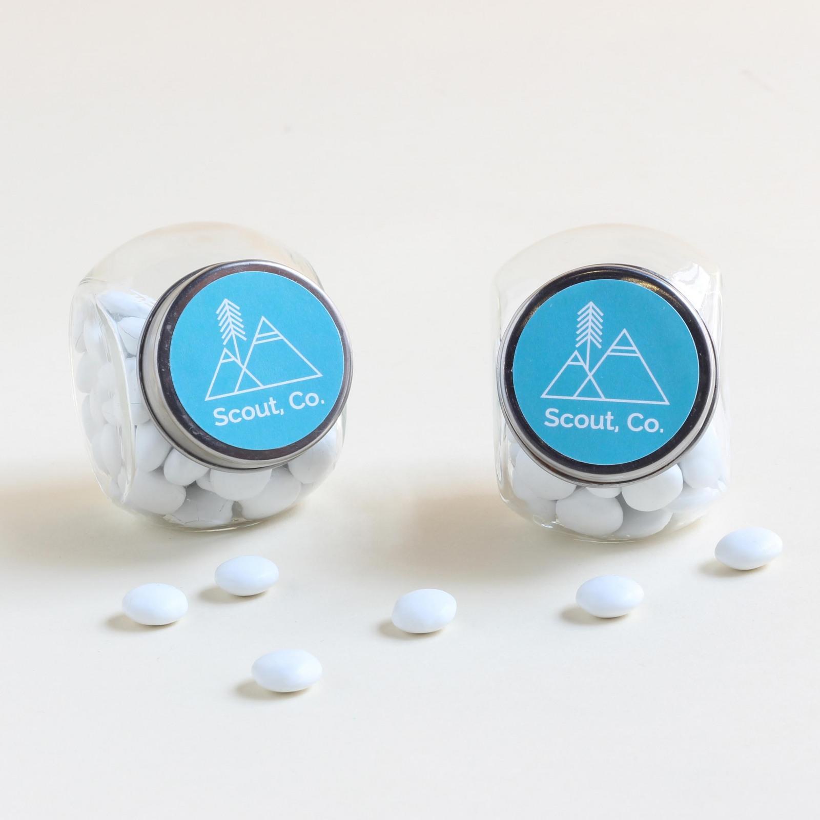 Custom Candy Jars