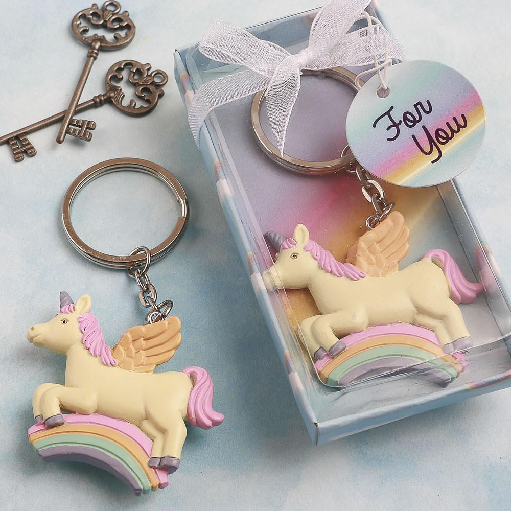 Unicorn Key Chain Favor