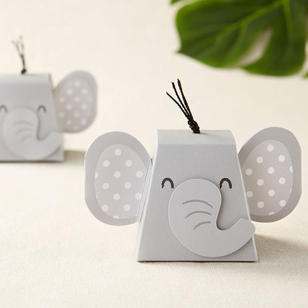 Elephant Favor Boxes 10561