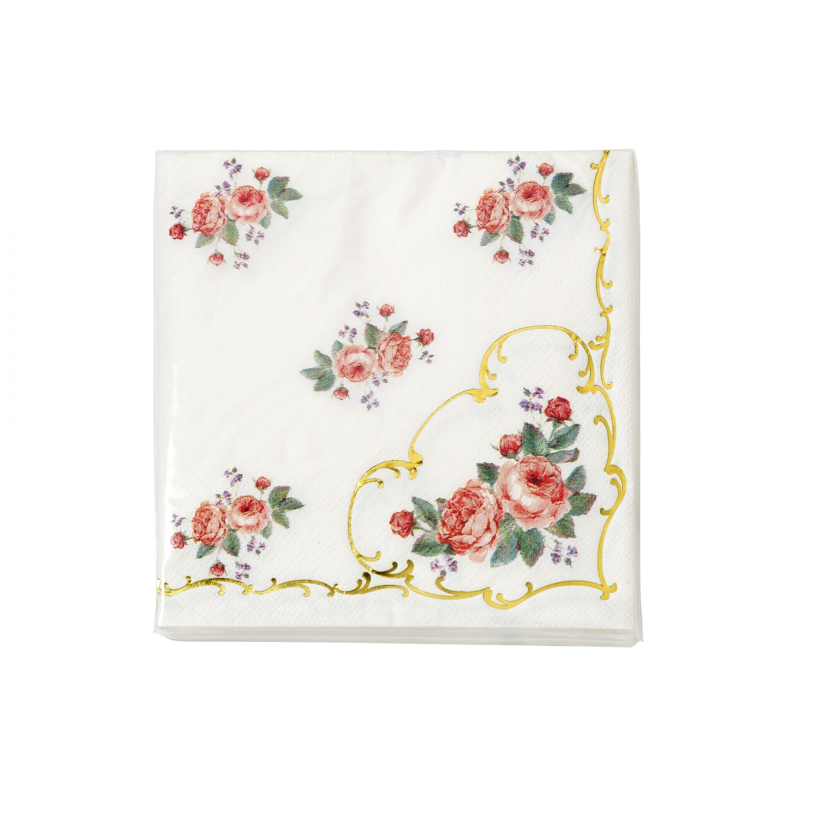Floral Chintz Luncheon Napkins 10604