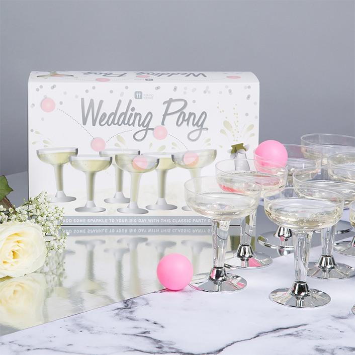 Wedding Pong