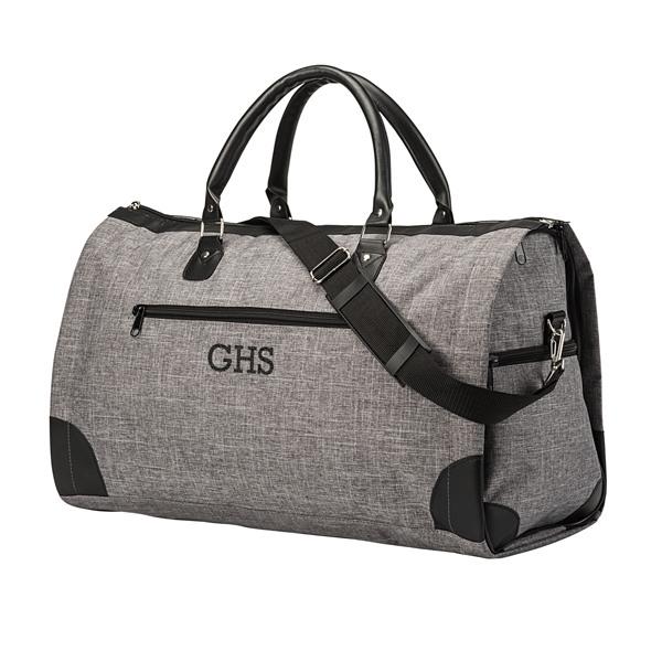 Personalized Convertible Garment Bag