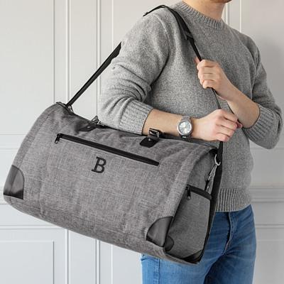 Personalized Convertible Garment Bag 10668