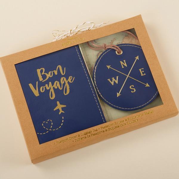 Bon Voyage Getaway Gift Set