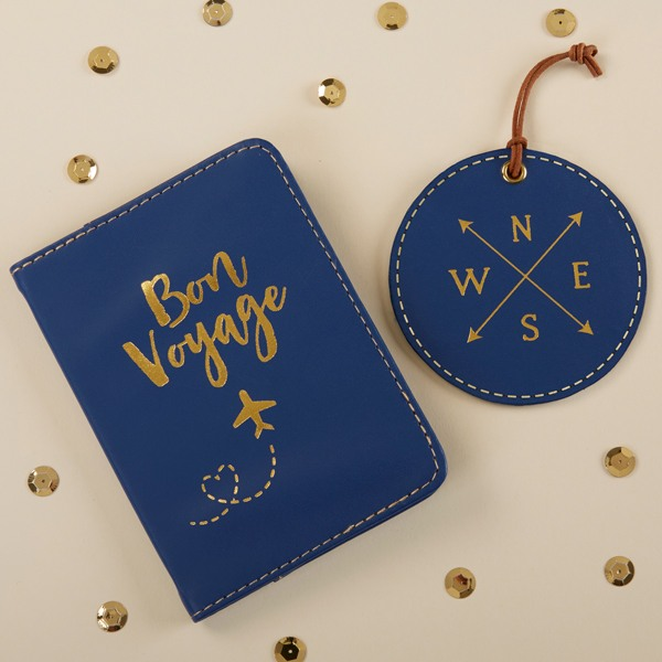Bon Voyage Getaway Gift Set - Out of Box