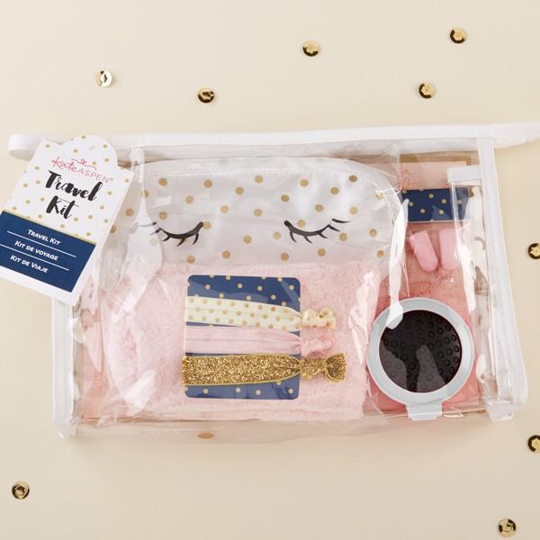 Gold Glam Travel Kit 10683