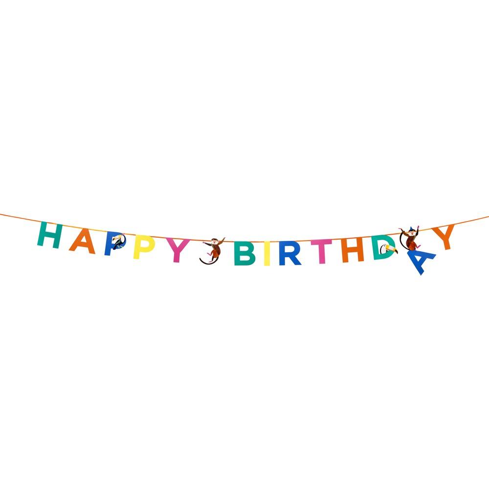 Party Animals Birthday Garland 10860