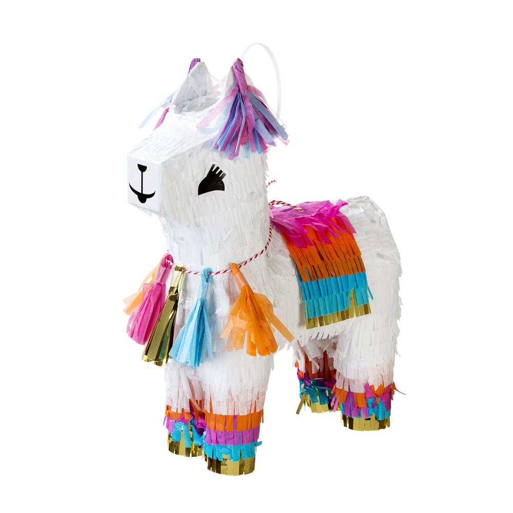 Mini Boho Llama Pinata 10895