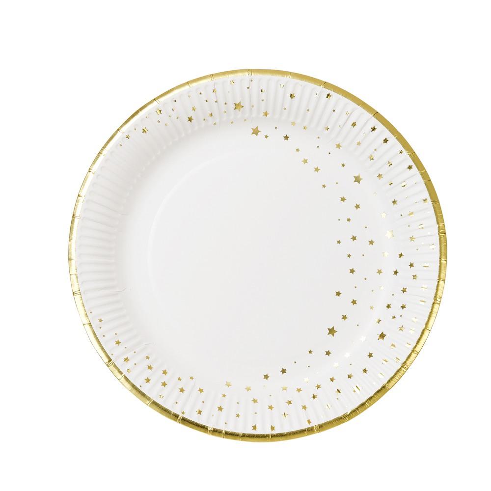Star Pattern Plates 10928
