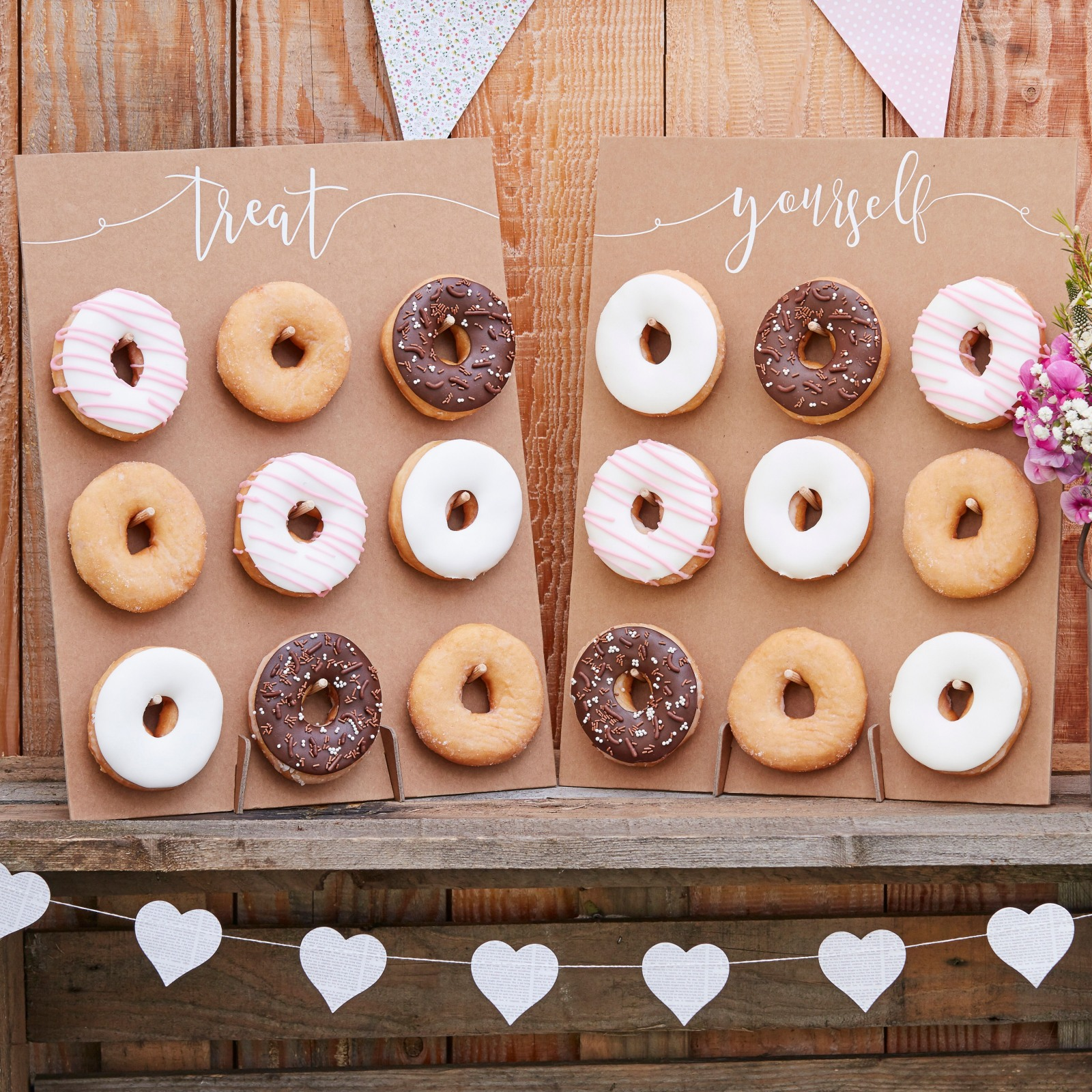 Treat Yourself Donut Wall 10932