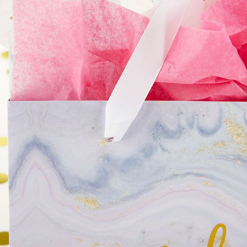 Marble Welcome Bag