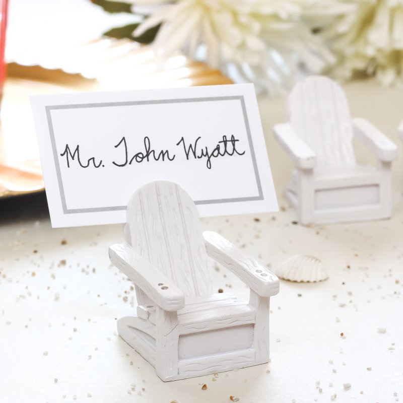 Adirondack Chair Place Card Holders 1103